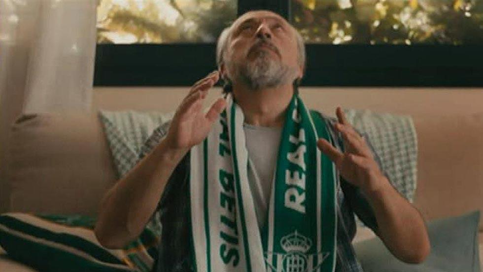 El Real Betis presenta su spot