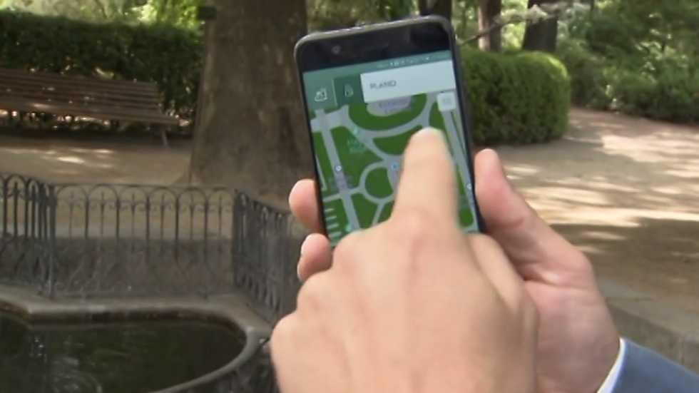 Zoom Net - Real Jardín Botánico, MalariaSpot y Carrera de drones
