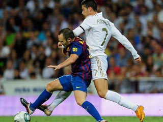 Real Madrid 2-2 FC Barcelona
