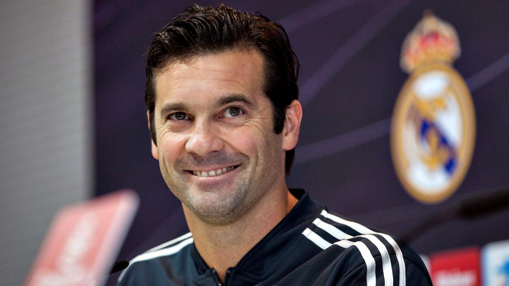 El Real Madrid renueva a Solari hasta 2021