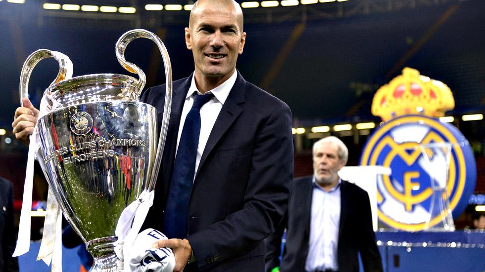 El Real Madrid de Zidane es ya un equipo legendario