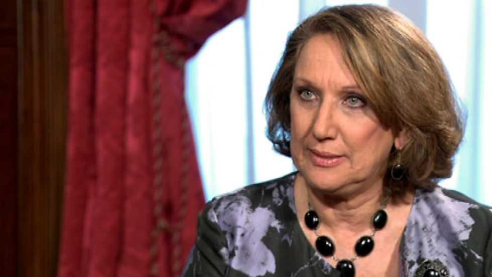 Conversatorios en Casa de América - Rebeca Grynspan
