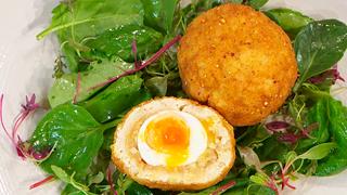 Torres en la cocina - Receta de huevos escoceses
