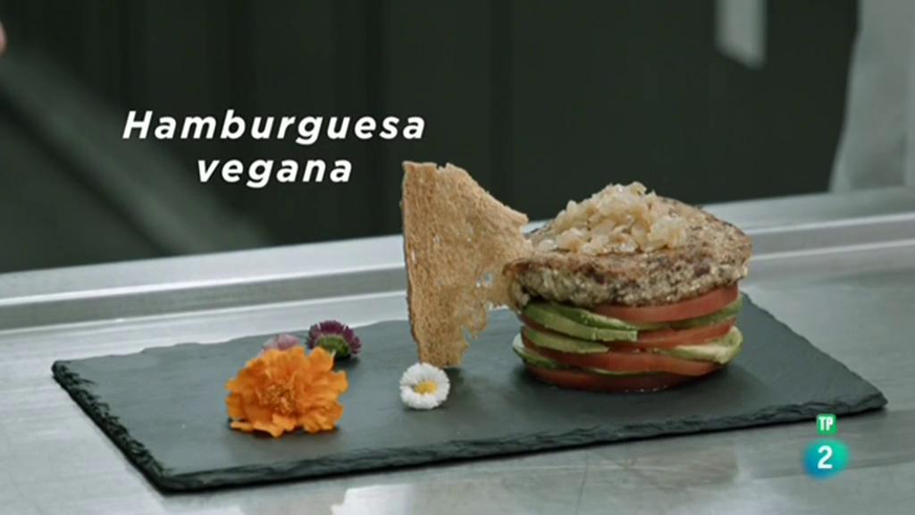 La ciencia de la salut - Receta para ictus - Hamburguesa vegana