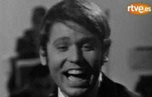 Recital de Raphael para dar la bienvenida a 1969