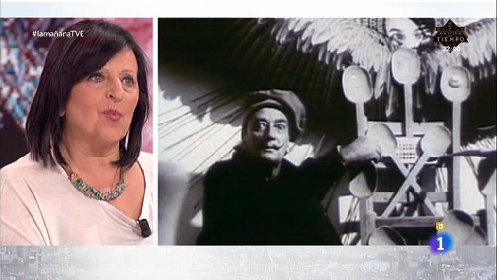 Reclama ser hija de Salvador Dalí