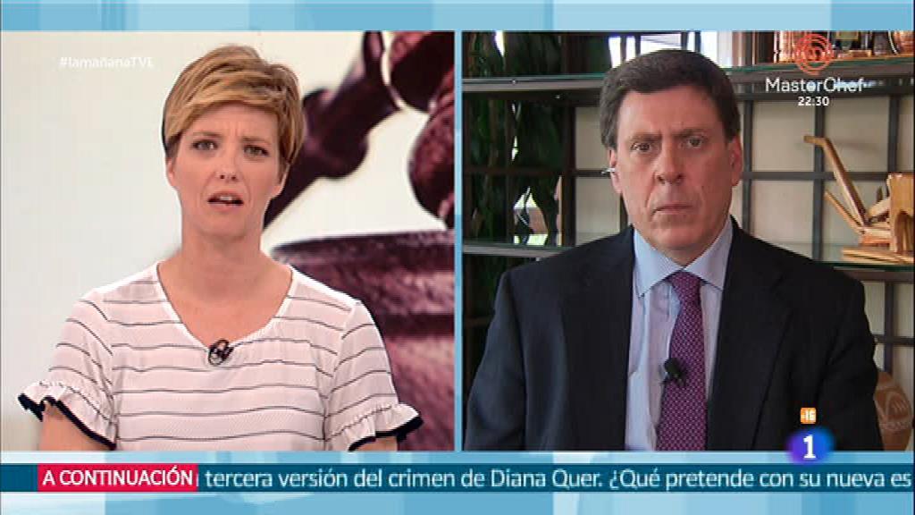 Reconstrucción del crimen de Diana Quer