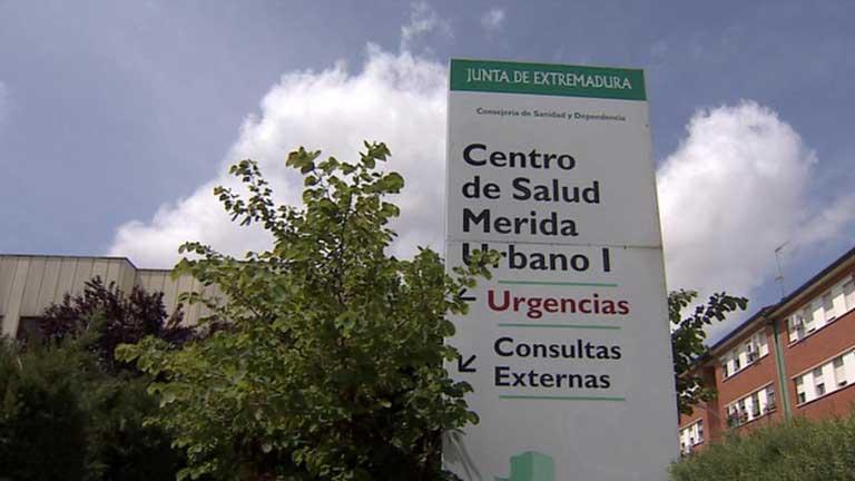 Los centros de salud de Extremadura ya no abrirán por la tarde