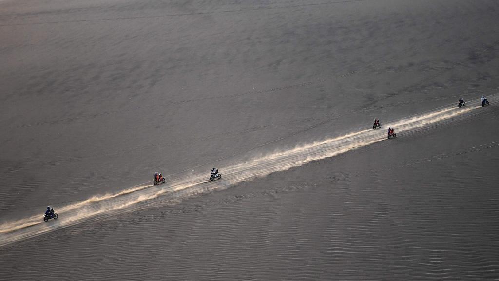 Recta final del Dakar 2019 con la incógnita del ganador en motos