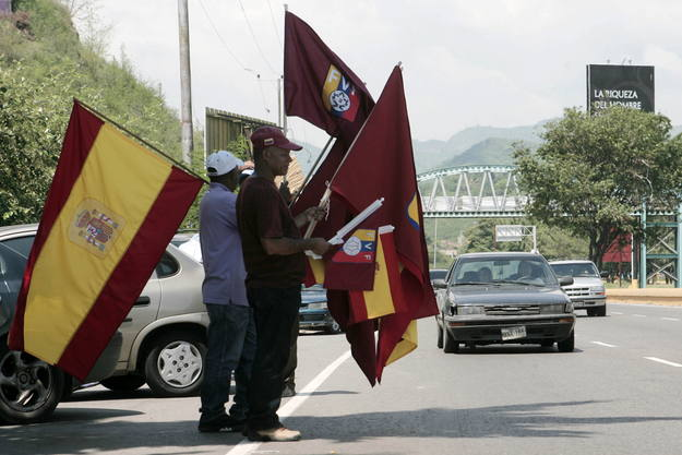 Recuerdos del Venzuela- España