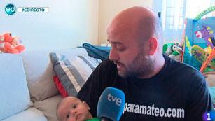 """España Directo- """"Buscamos médula para mi hijo y para todos los Mateos del mundo"""""""