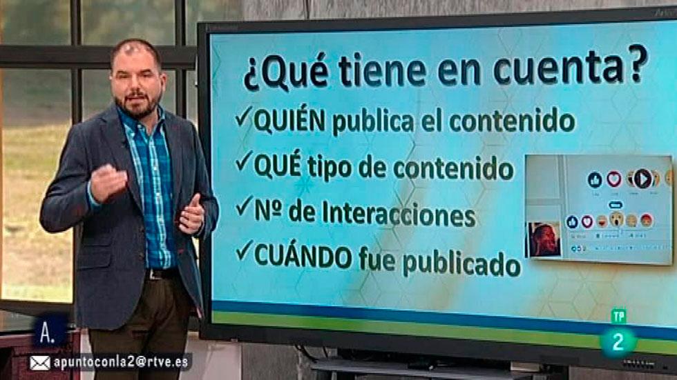 A punto con La 2 -  Redes sociales - Manolo Moreno: NewsFeed