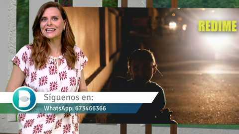 Buenas noticias TV - Redime: liberando del abuso