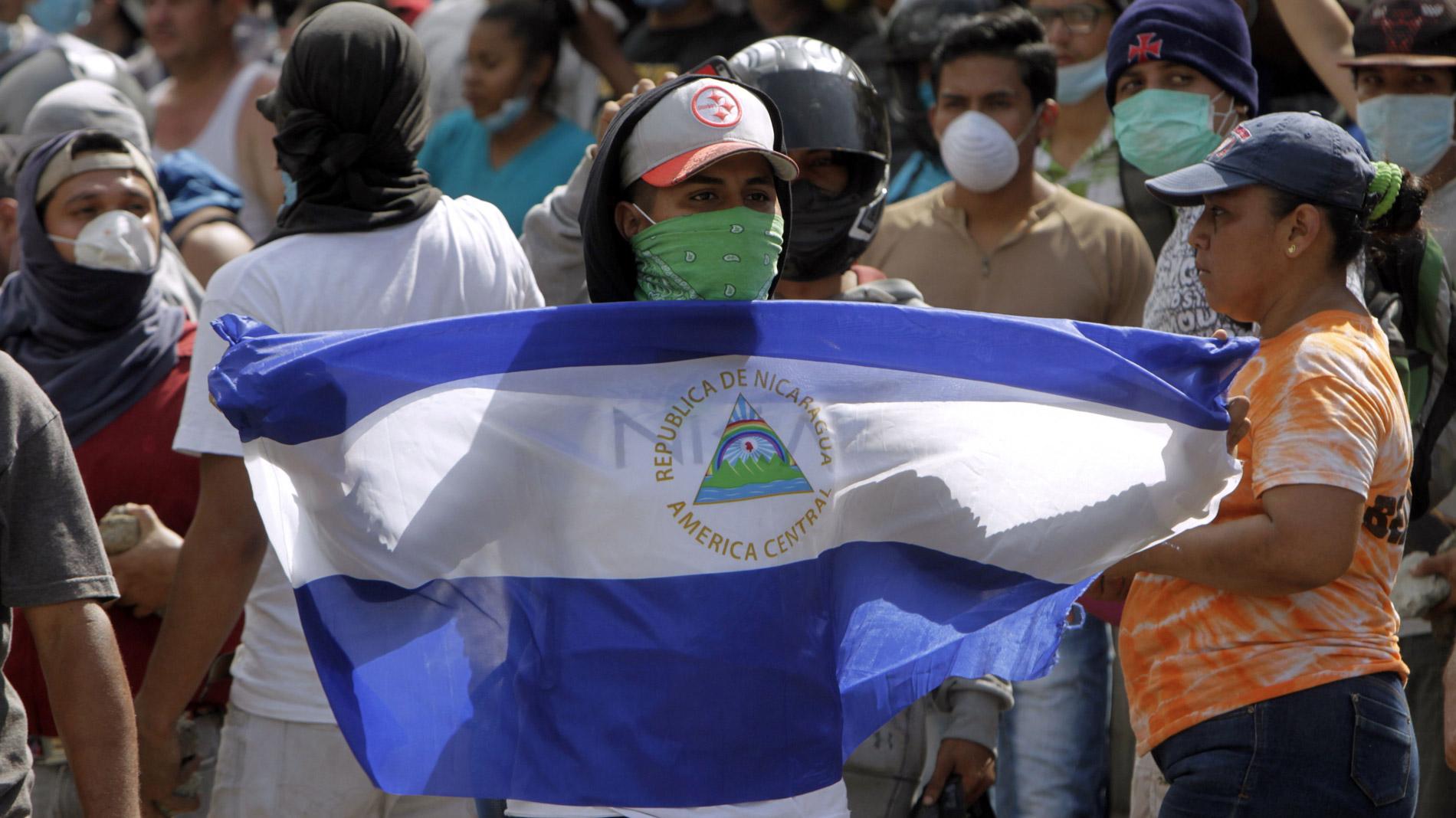 La reforma del Instituto Nacional de la Seguridad Social en Nicaragua provoca una oleada de protestas