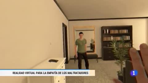 Rehabilitan a condenados por violencia machista con un programa de realidad virtual