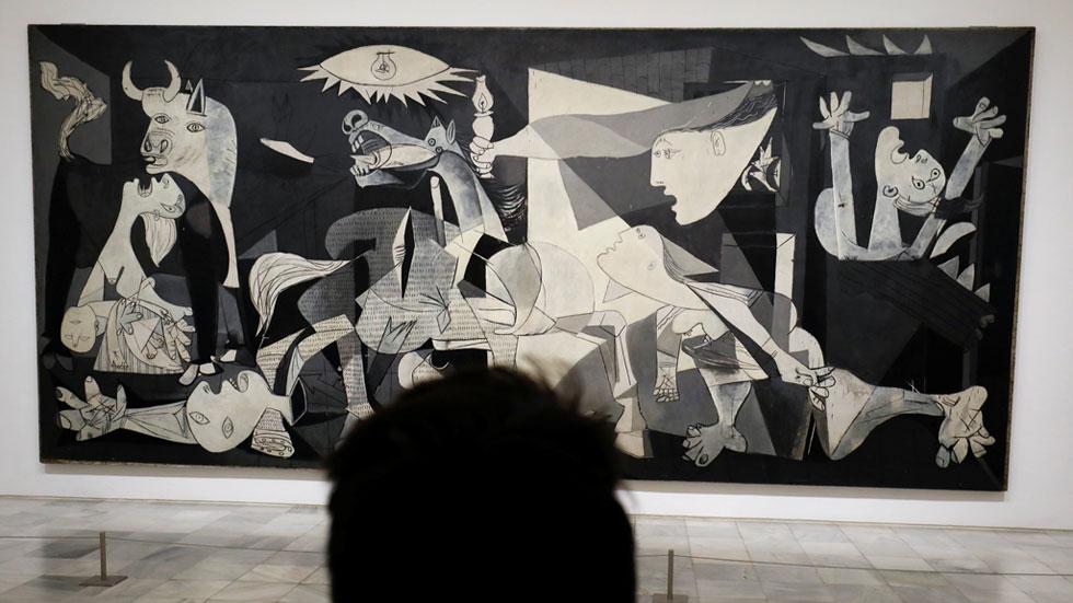 """El Reina Sofía conmemora los 80 años del 'Guernica' con """"Piedad y terror en Picasso"""""""