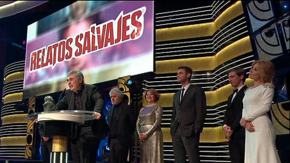 'Relatos salvajes', de Damián Szifron, se hace con el Goya 2015 a mejor película iberoamericana