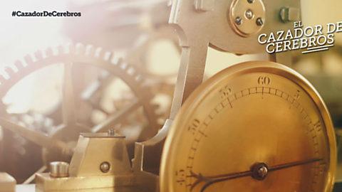 El cazador de cerebros - El reloj interno