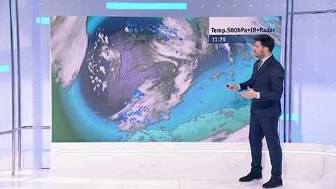 Remite la nieve en toda España y bajan temperaturas en meseta norte
