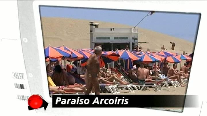 REPOR: PARAÍSO ARCOÍRIS
