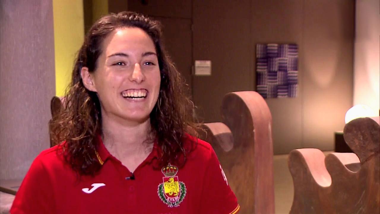 Balonmano - Reportaje: Ana Isabel Martínez