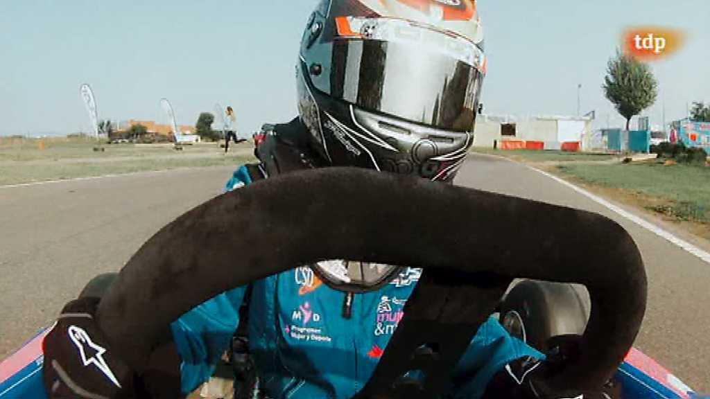 Automovilismo - Reportaje 'Campus Karting Mujer y Motor'