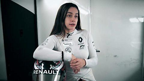 Automovilismo - Reportaje: Marta García piloto Fórmula 4