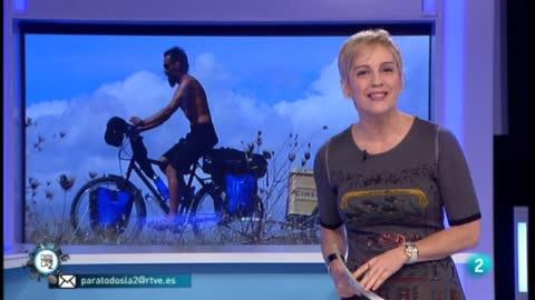 Para Todos La 2 - Reportaje sobre Cinecicleta