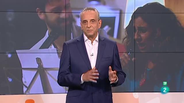 Reportaje sobre 'Lolita tiene un plan', nuevo programa en TVE