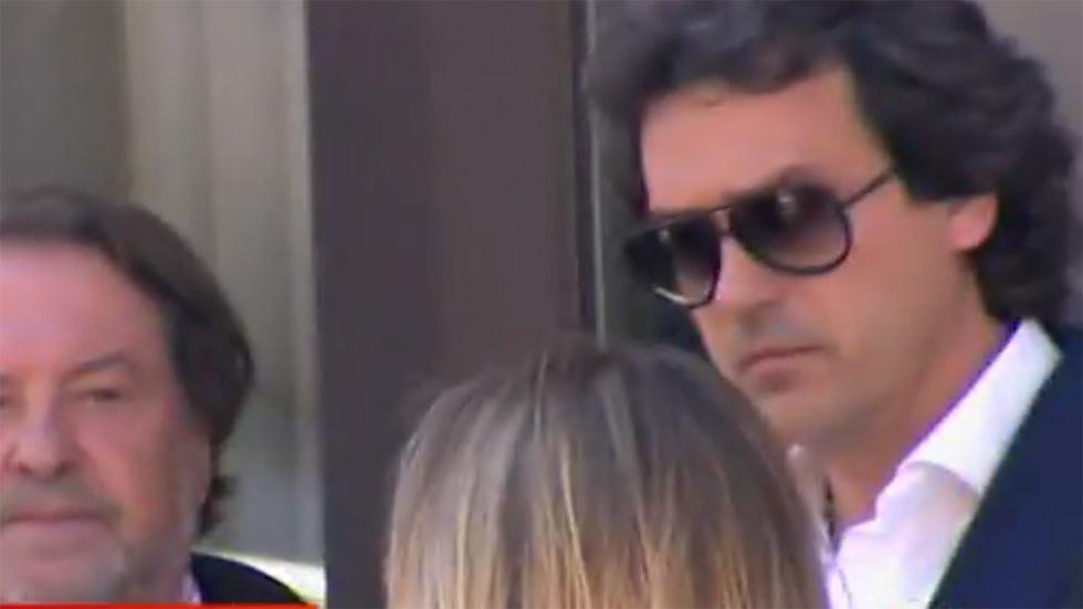 El representante de Morata visita al jugador en la concentración de España