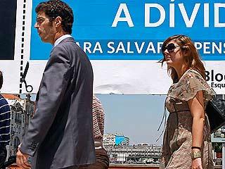 Ver vídeo  'El rescate obligará a Portugal a drásticos recortes para reducir el déficit público'