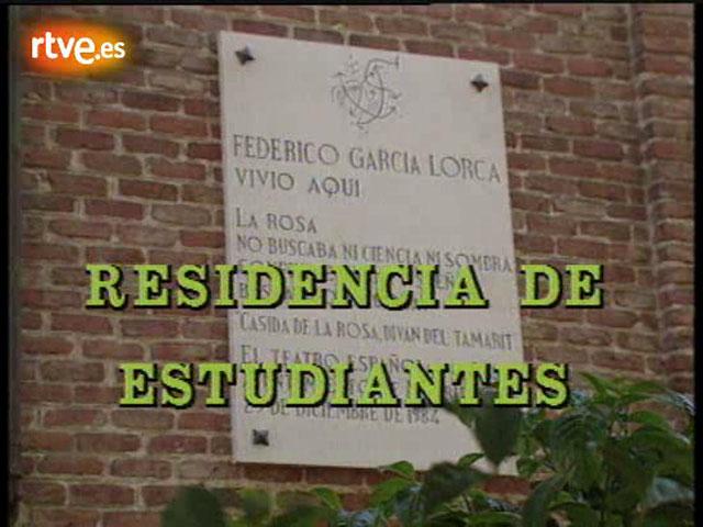 La Residencia de Estudiantes. Artistas e investigadores que la habitaron