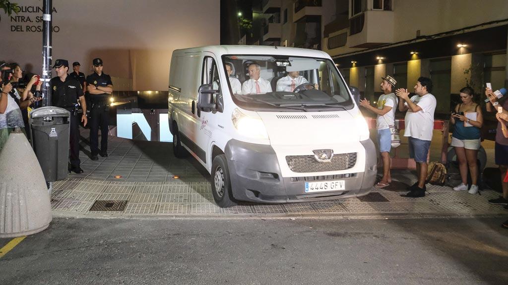 Los restos mortales de Ángel Nieto se encuentran en el tanatorio de Ibiza