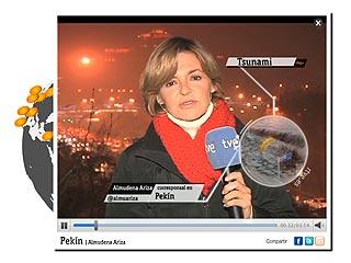 Los corresponsales de TVE hacen balance del año