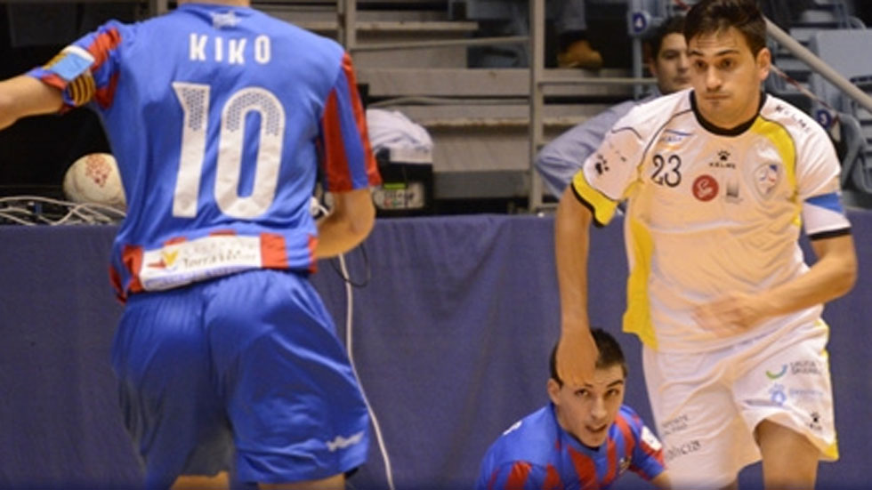 Resumen de la decimotercera jornada de la Liga Nacional de Fútbol Sala
