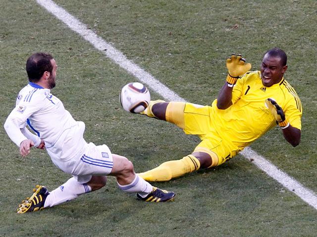 Resumen del Grecia 2 - 1 Nigeria