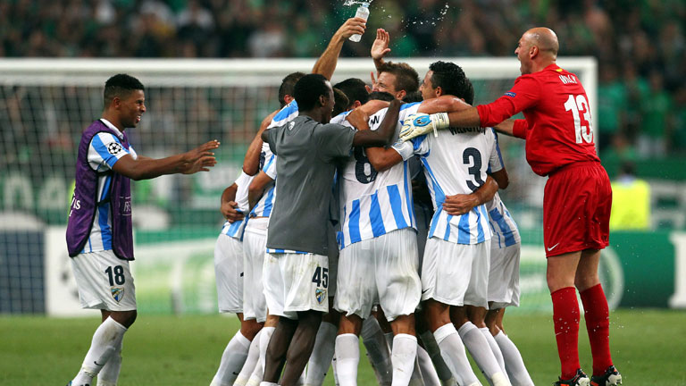 Resumen del Panathinaikos 0-0 Málaga
