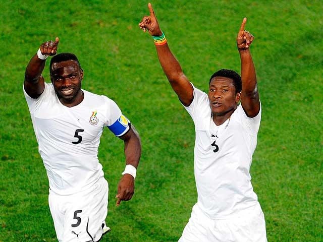 Resumen del Serbia 0-1 Ghana