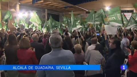 Resumen de la primera jornada de campaña electoral en Andalucía