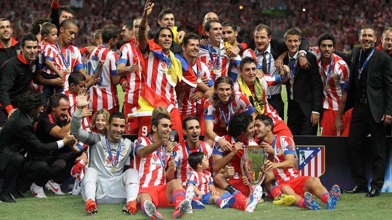 Resumen Supercopa: Chelsea 1-4 Atlético