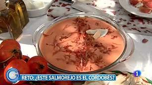 Más Gente - Más Cocina - El reto del salmorejo cordobés
