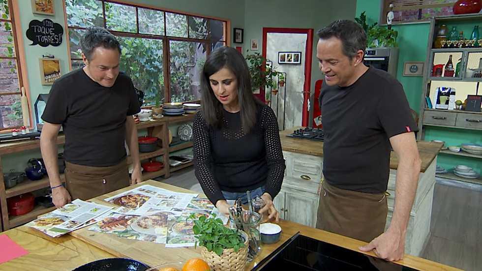 Torres en la cocina - Reto de sandwiches Torres