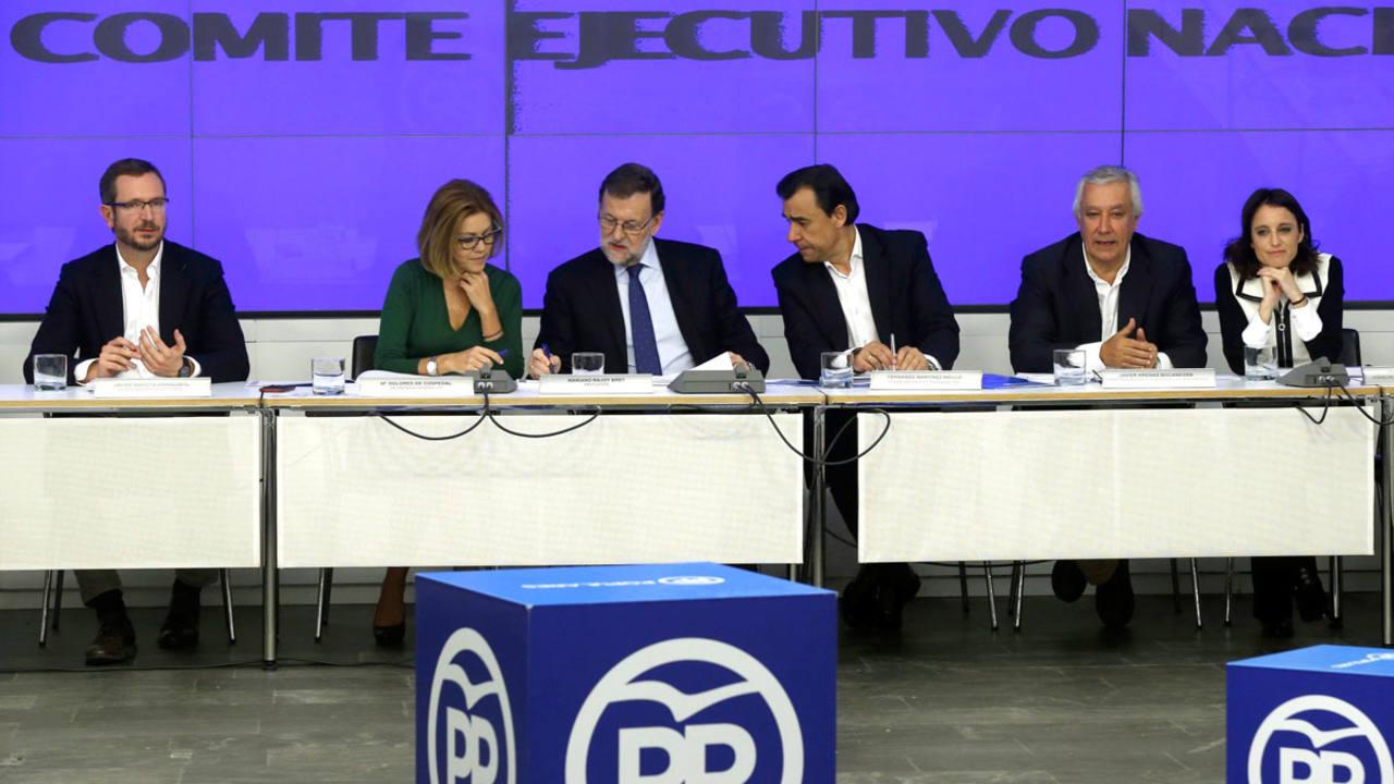 Reunión del Comité Ejecutivo del PP