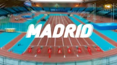 Atletismo - Reunión Internacional Pista Cubierta Villa de Madrid