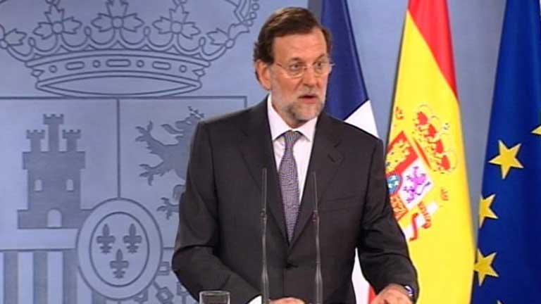 Rajoy afirma que no tiene previsto subir el IRPF ni el IVA en los presupuestos del 2013