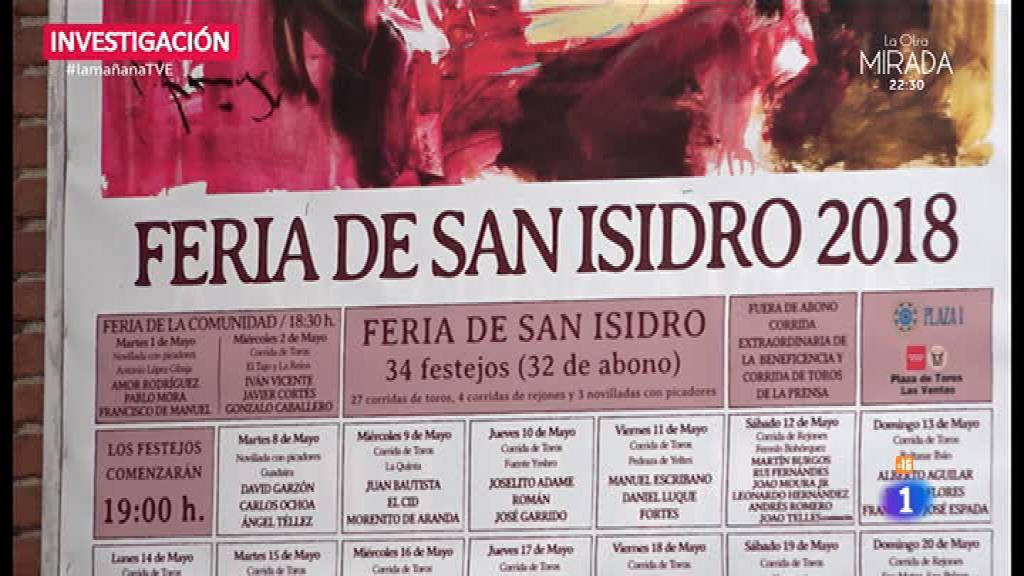 Reventa de entradas en San Isidro