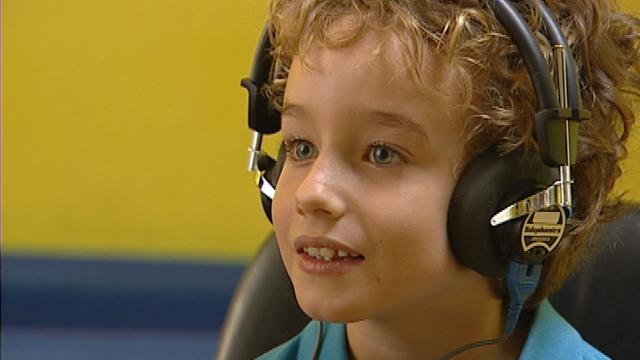 Revisión de vista y oído antes del inicio de las clases