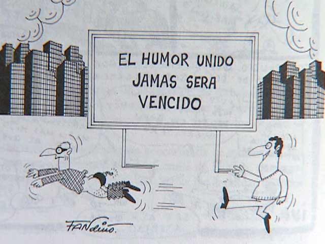 ¿Te acuerdas? - 'El Papus', la revista de humor más leída de la Transición