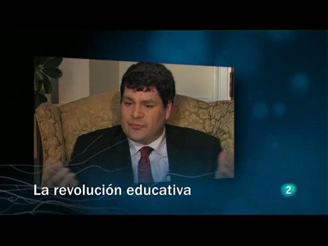 Redes - La revolución educativa