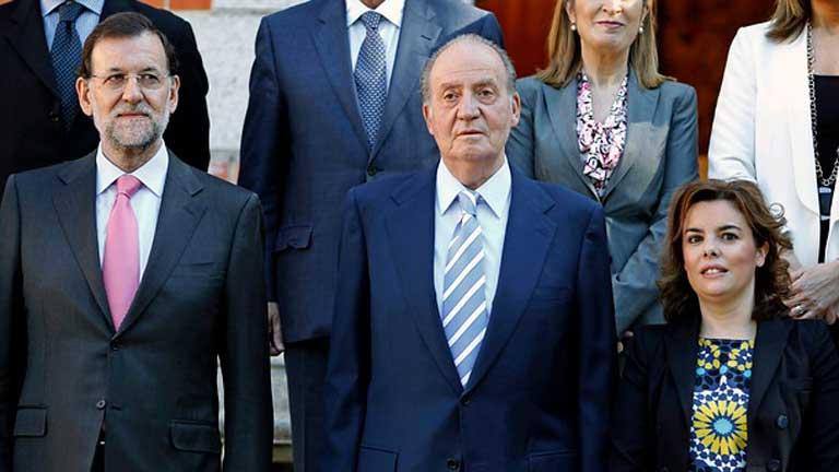 El Rey pide al Gobierno que nadie quede excluido de la recuperación económica